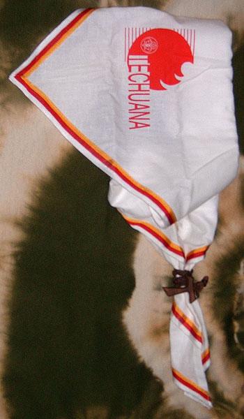 Il foulard di Techuana