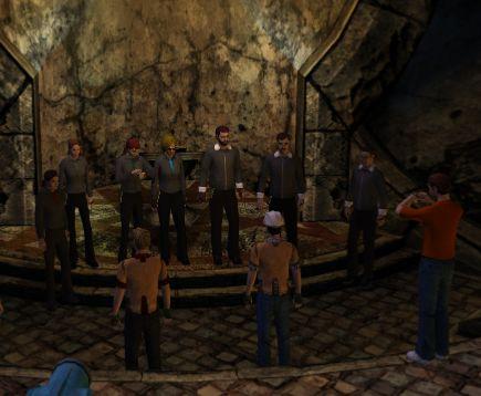 Cavern choir concert