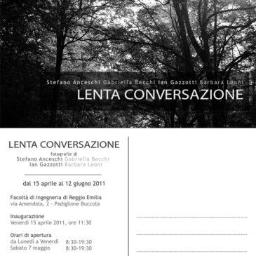 Invito: Lenta conversazione