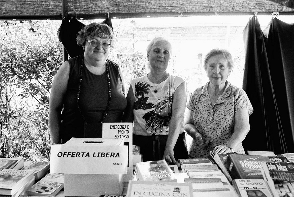 ladies of letters - torre pellice 2010